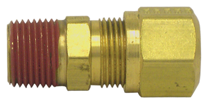 Tectran 1368-10E Male Connector 5/8 Tube 3/4 Thread