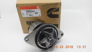 Genuine Cummins 3286278 PUMP,WTR 4/6B (HARD PULLEY)