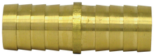 Load image into Gallery viewer, Tectran 129R-4 Brass Coupler Round Shoulder 1/4
