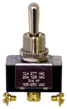Load image into Gallery viewer, Tectran 19-1023 Toggle Switch - Single Pole - Double Throw