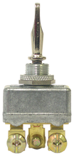 Load image into Gallery viewer, Tectran 19-1029 Toggle Switch - Single Pole - Double Throw