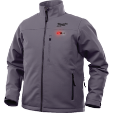 Load image into Gallery viewer, Milwaukee MLW201G-21L MILWAUKEE M12 HEATED JACKET KIT - GRAY