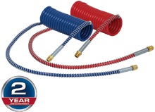 Load image into Gallery viewer, Tectran 16215B Blue Trailer Supply Hose