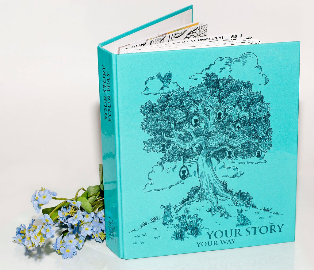 LifeStory Book - Gifts By Nellie