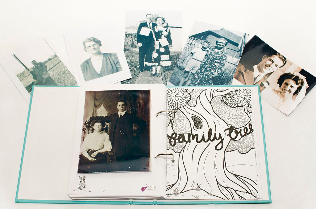 Life Story Book - Gifts By Nellie