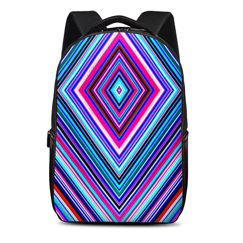 Illusions - Laptop Backpack - Fathom Urban Tees