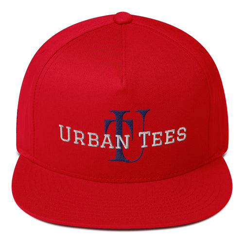 Urban Tees UT Flat Bill Cap