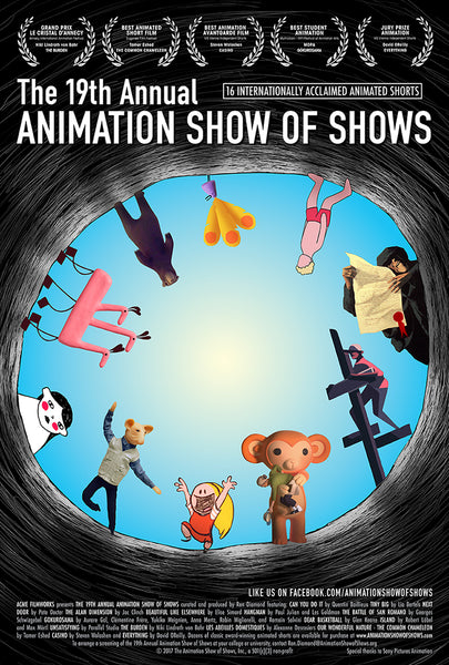 19th annual animation show of shows press kit publicscrutiny Images