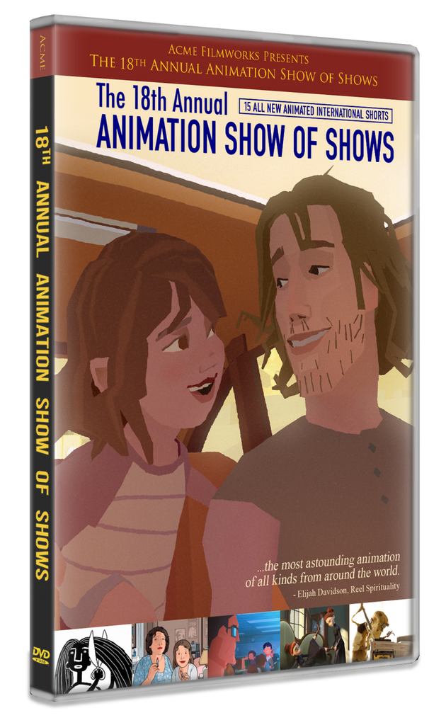 The 18th Annual Animation Show of Shows DVD For Donation