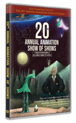 The 20th Annual Animation Show of Shows DVD For Donation