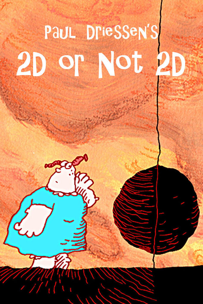 2D or Not 2D