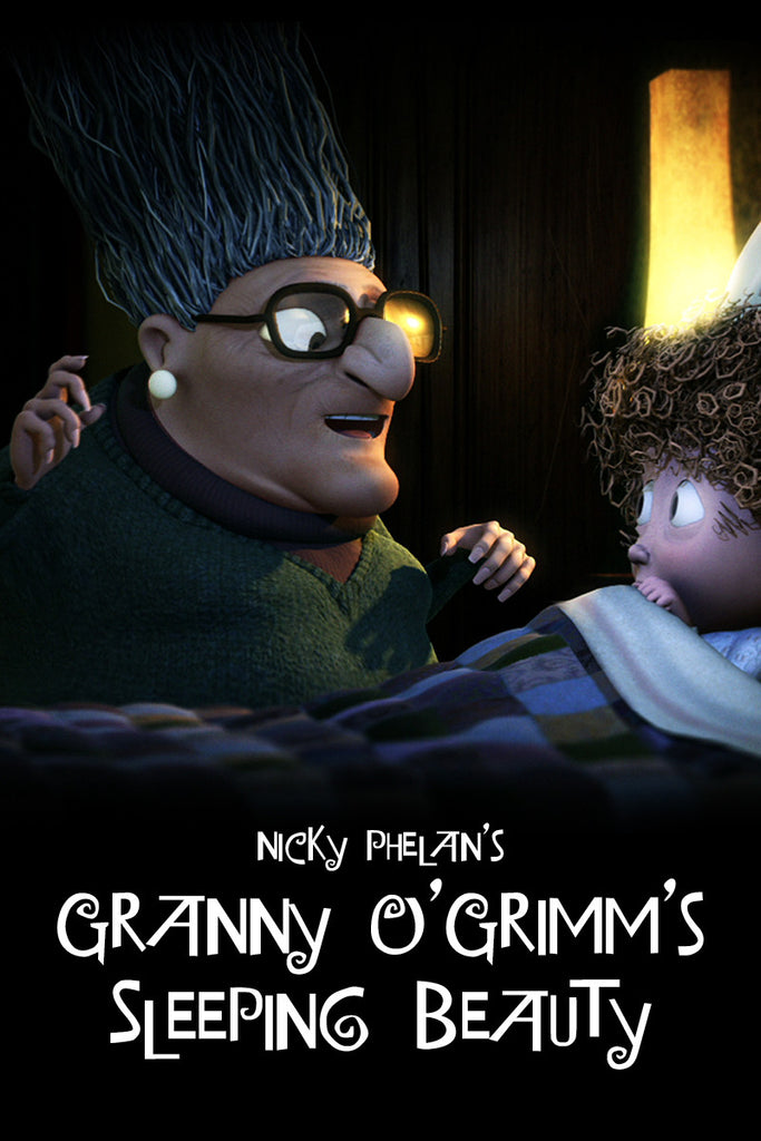Granny O'Grimm's Sleepy Beauty