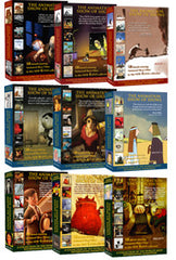 The Full Collection - Box Sets 1-9 of The Animation Show of Shows