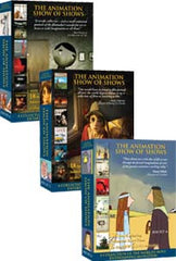*Box Sets 4-6 of The Animation Show of Shows