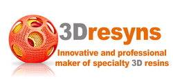 Our selection of pictures of our 3D printed 3D resins: