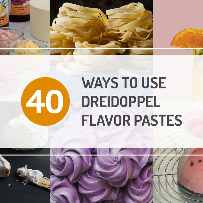 40 Ways to Use Dreidoppel Flavor Paste
