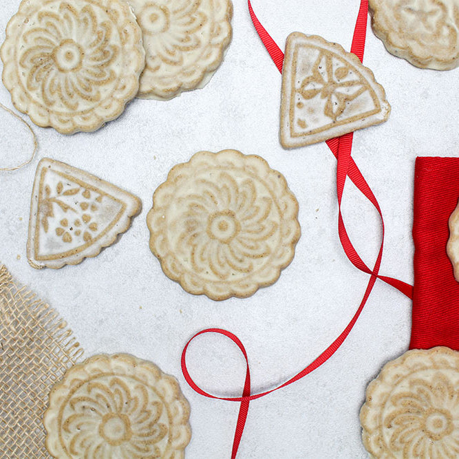 Spiced Brown Sugar Cookies Recipe
