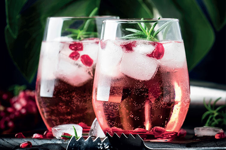 Pink Tonic Drink Recipe