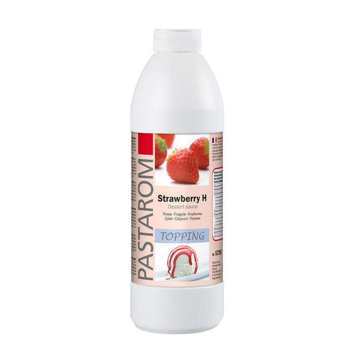 PASTAROM Strawberry Topping