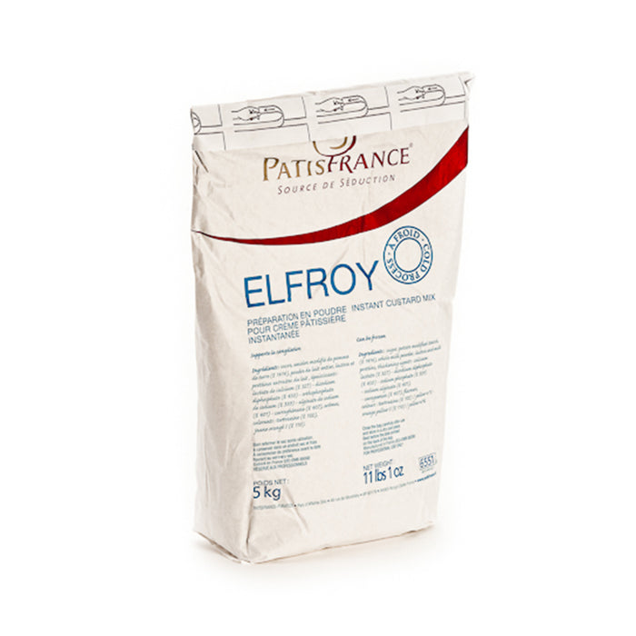 Elfroy Cold Process Pastry Cream