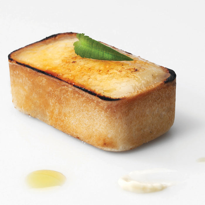 Mini Savory Bullion (Rectangle) Tart Shell