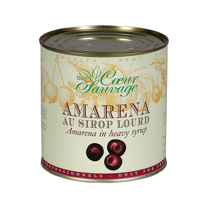 Amarena Cherries in Heavy Syrup (Natural)