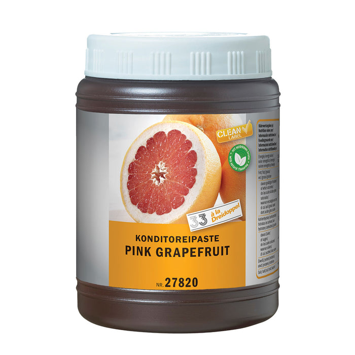 Pink Grapefruit Paste