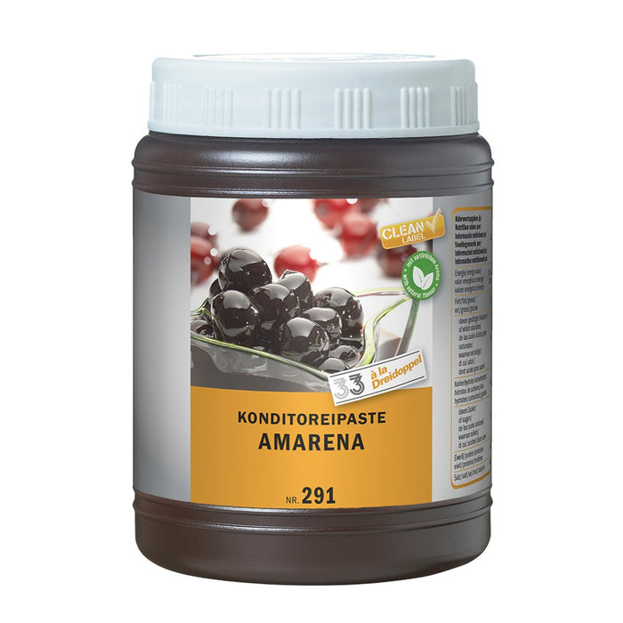 Amarena Cherry Flavor Paste compound 2.2 lbs