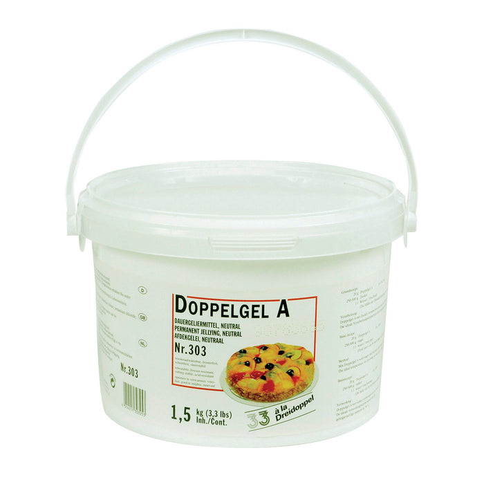 Doppelgel A Glazing Powder