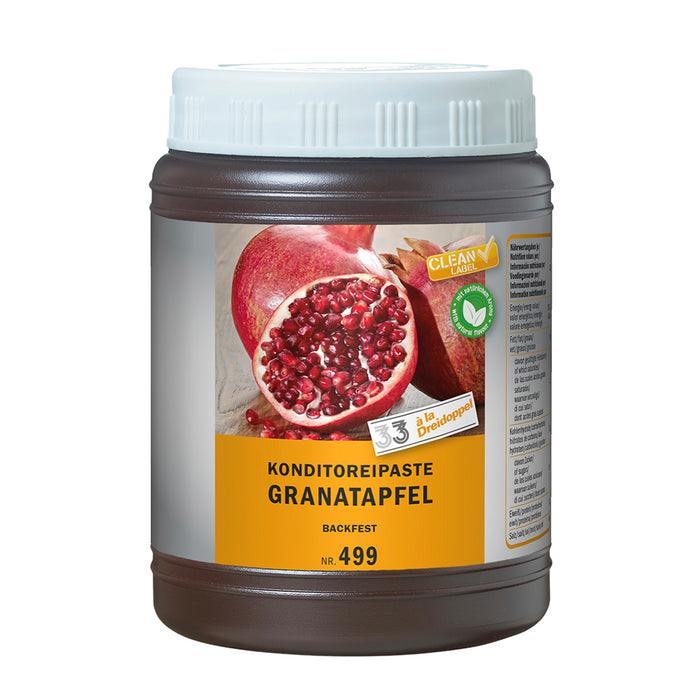 Pomegranate Flavor Paste