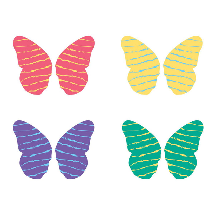 Butterfly Wings Assortment Chocolate Decor