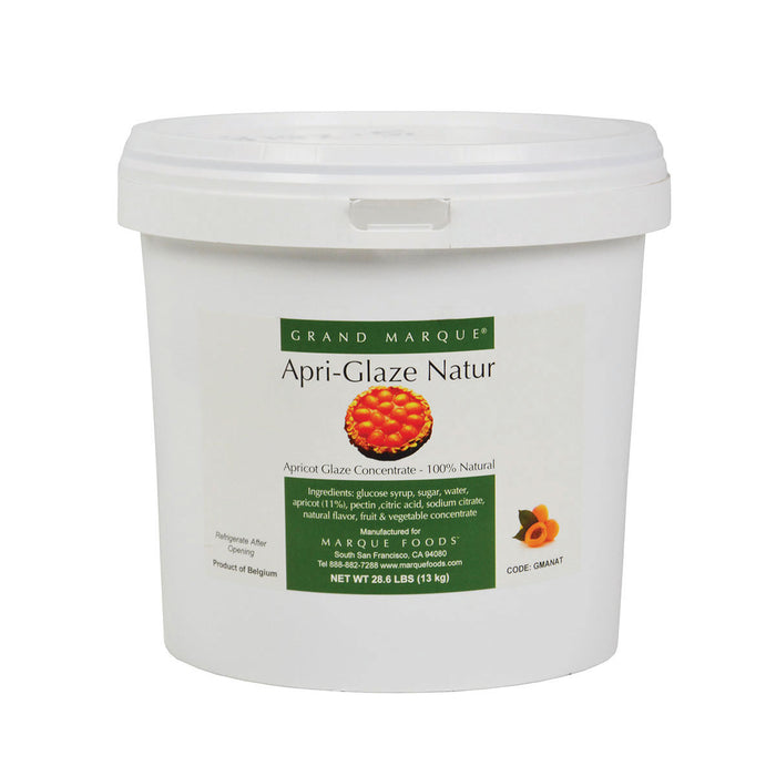 Apricot Glaze - Natural (Concentrated)