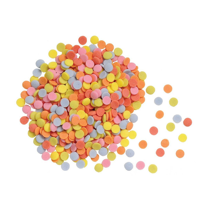 Confetti - Assorted Colors, Bulk (4mm)