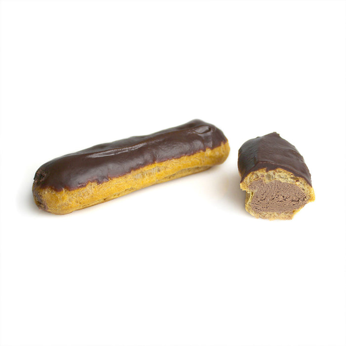 Frozen Chocolate Eclair