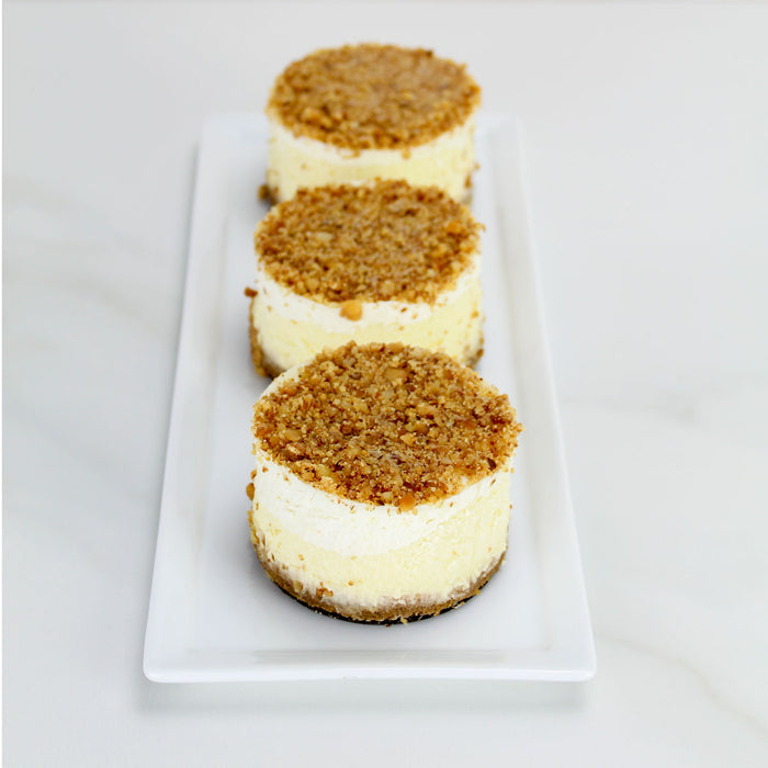 "3"" Petit New York Style Cheesecake"
