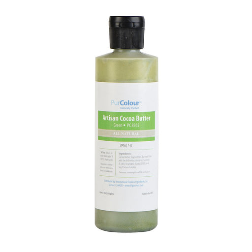 Cocoa Butter-Green bottle purcolour