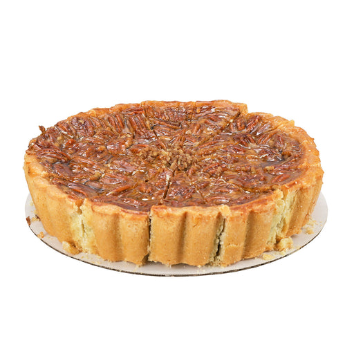 Bourbon street pecan pie, full pie