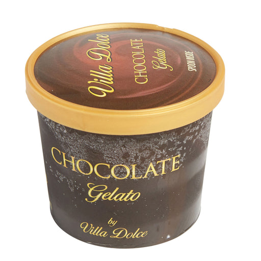 Dark Chocolate Gelato in Grab and Go Cup