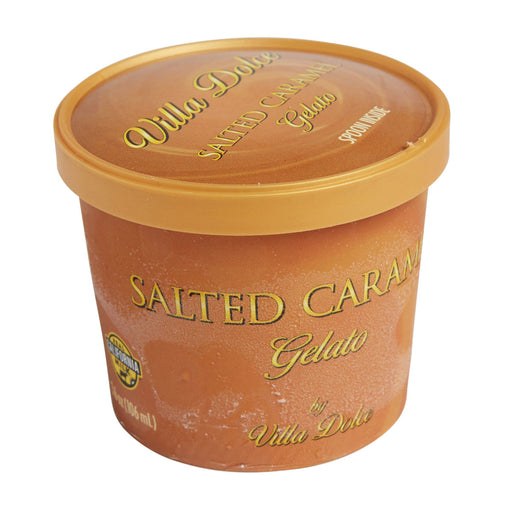 Grab and Go Salted Caramel Gelato