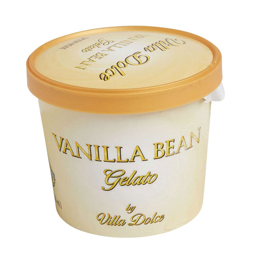 Vanilla Bean Gelato in Grab and Go Cup