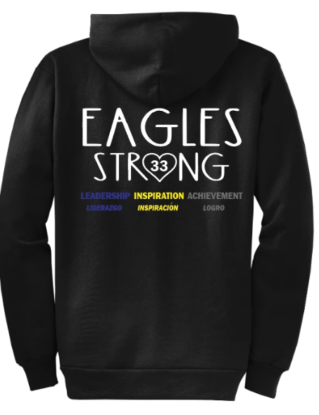 Eagles Strong - All Houses - Hoodie