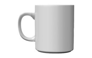 Mug with custom design