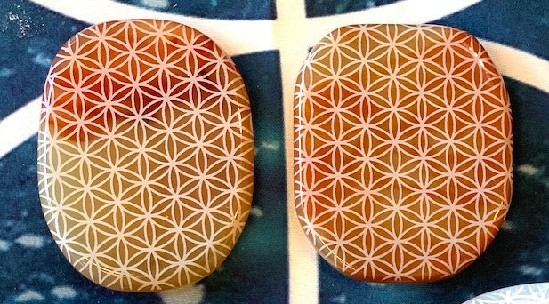 Sacred Geometry Crystal