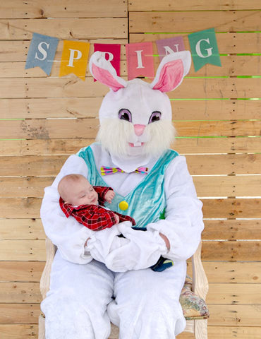 easter bunny photo by madison langlands of williams lake photography
