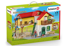 Load image into Gallery viewer, Schleich Large Farm House 42407