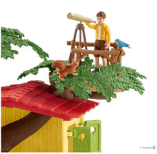 Load image into Gallery viewer, Schleich Adventure Tree House 42408