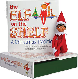 Elf on the Shelf Boy, Dark Skinned
