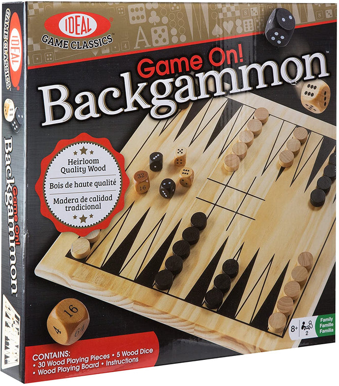 Game Backgammon