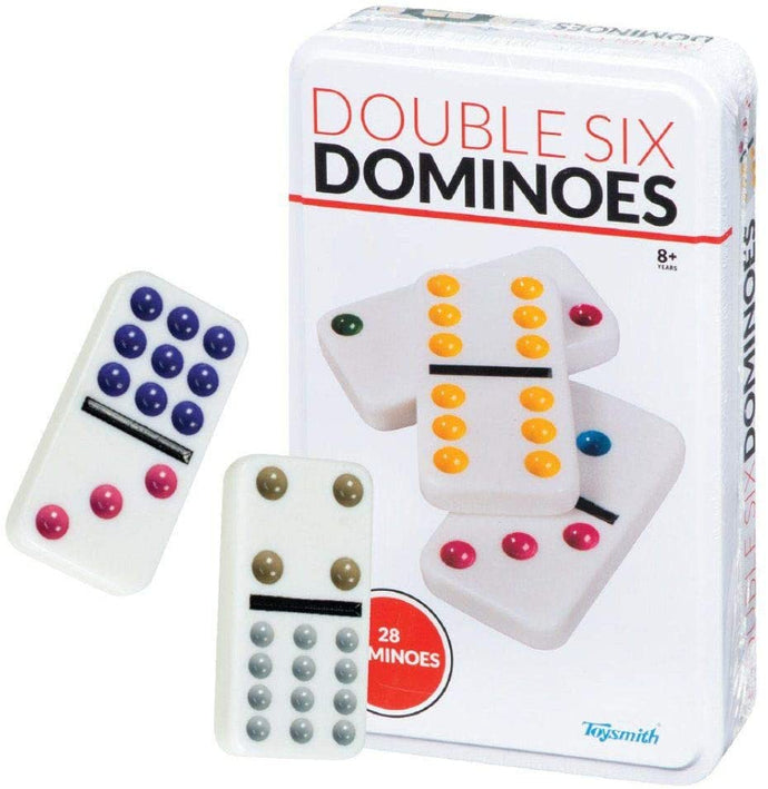 Game Dominoes Double Six