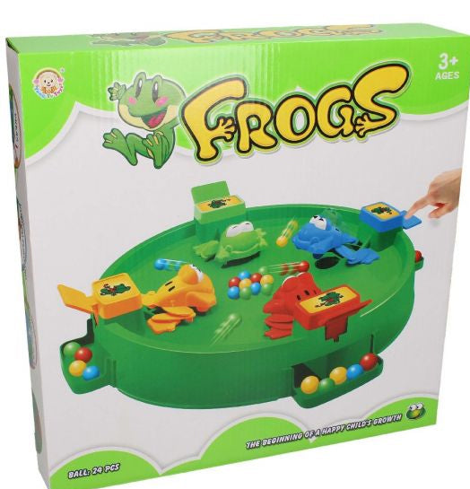 Game Frogs